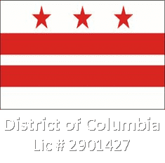 district of columbia 2901427 1 - Our Current State Licenses