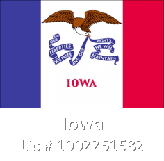 iowa 1002251582 1 - Our Current State Licenses