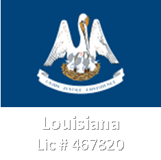 louisiana 467820 1 - Our Current State Licenses