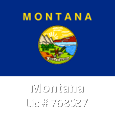 montana 768537 - Our Current State Licenses