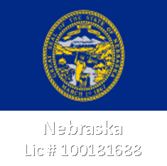 nebraska 100181688 1 - Our Current State Licenses