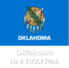 oklahoma 100177466 1 - Our Current State Licenses