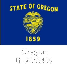 oregon 819424 1 - Our Current State Licenses
